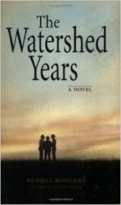 Watershed Years Cover